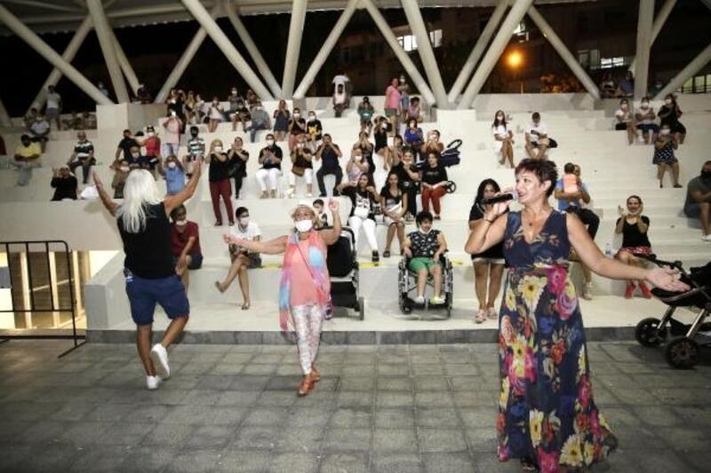 Karaalioğlu Kent Yaşam Parkı'nda ilk konser