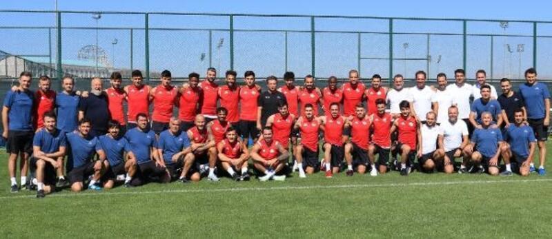 Antalyaspor, başarı çıtasını yükseltmeyi hedefliyor
