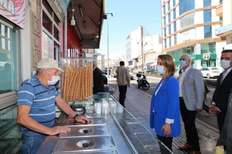 Nevşehir Valisi Becel'den 'koronavirüs' denetimi