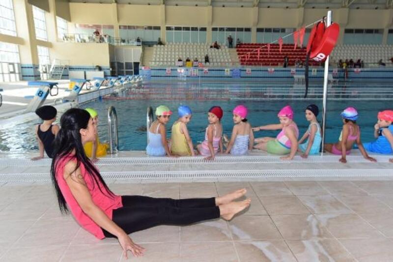 Osmaniye'de yaz spor okulları başlıyor