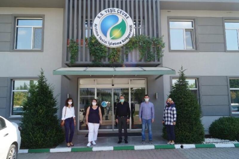 Yeşil Çevre Kooperatifi Genel Müdürü Aydın:  Temiz Bursa için çalışıyoruz