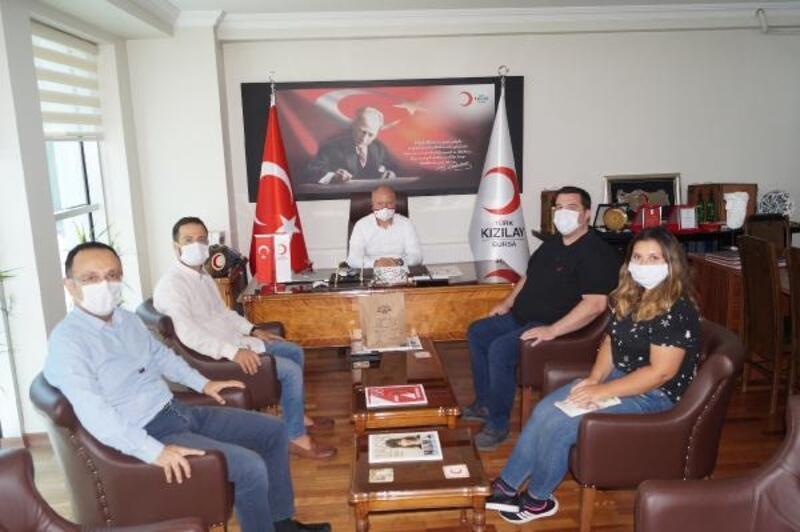 BURSED Başkanı Hasırcı: Her türlü desteğe hazırız