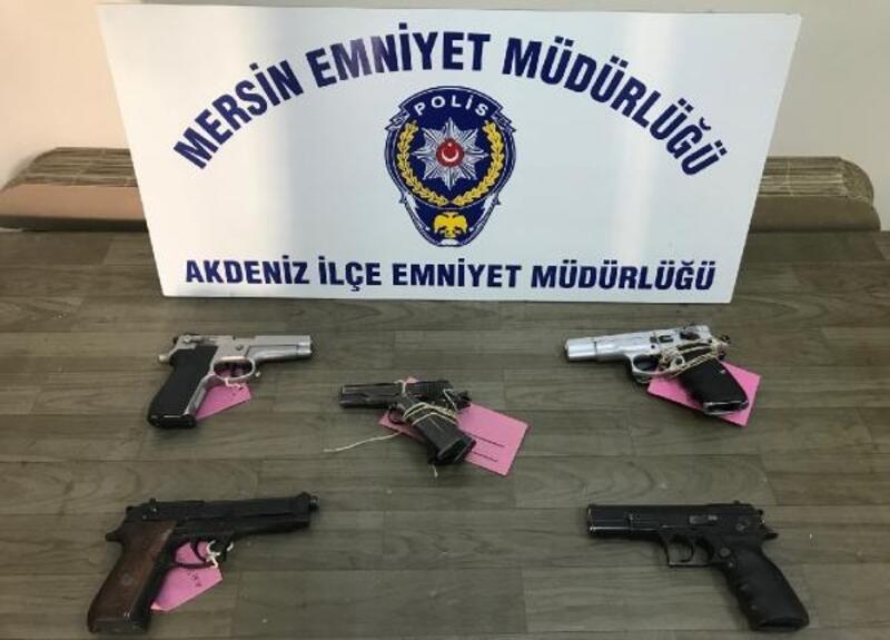 Akdeniz polis hırsızlara göz açtırmıyor