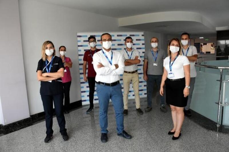 Özel Antalya Anadolu Hastanesi'nden Türkiye'de ilk