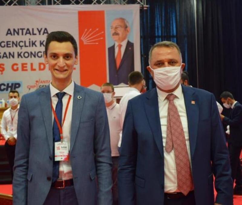 CHP İl Gençlik Kolları Başkanı Özkan Yılmaz oldu
