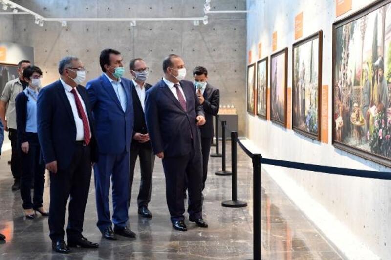 Fetih Müzesi, Cumhurbaşkanlığı İdari ve Mali İşler Başkanı Kıratlı'dan tam not aldı