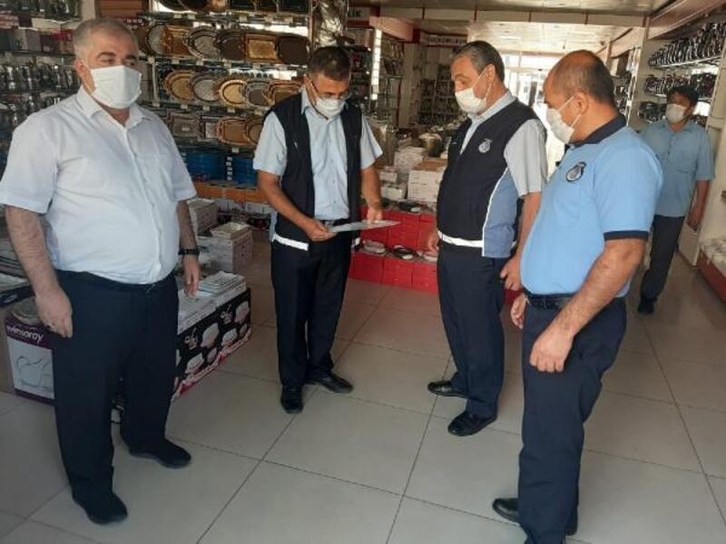 Bağlar'da kayıtdışı işyerleri ruhsatlandırıldı
