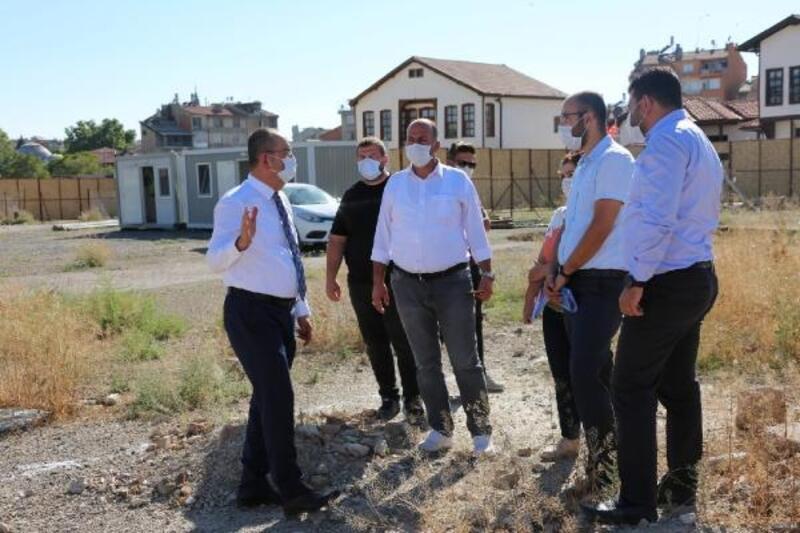 Meram Belediye Başkanı: 560 gün sonra şehre değer katacak bir alanı hizmet sunmuş olacağız