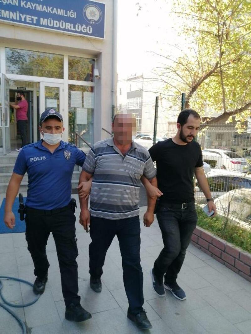 Edirne'de hakkında 5 yıl hapis cezası bulunan şüpheli tutuklandı