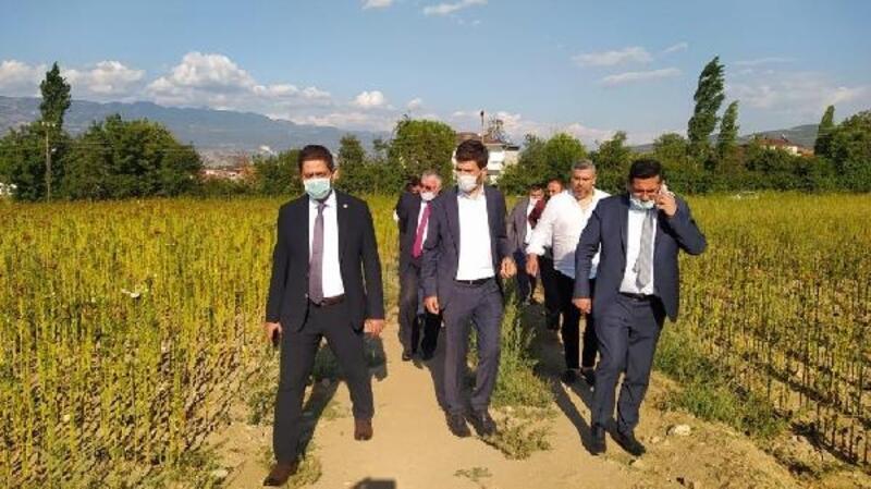 MHP'li Bulut: Horoztepe'de kazı çalışmaları başlasın
