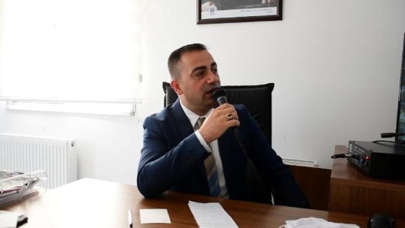 Biga'da pazar yeri duasını, Başkan Erdoğan okudu