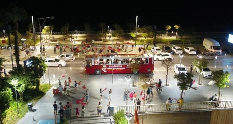 Büyükşehir'in Zafer Bayramı kutlamaları başladı