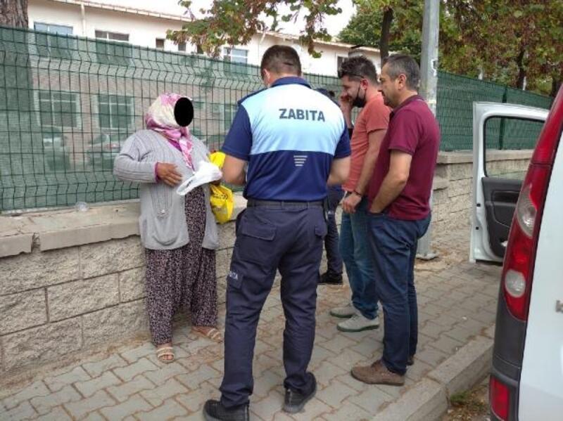 Kırklareli'nde zabıta ekipleri dilencilere göz açtırmıyor