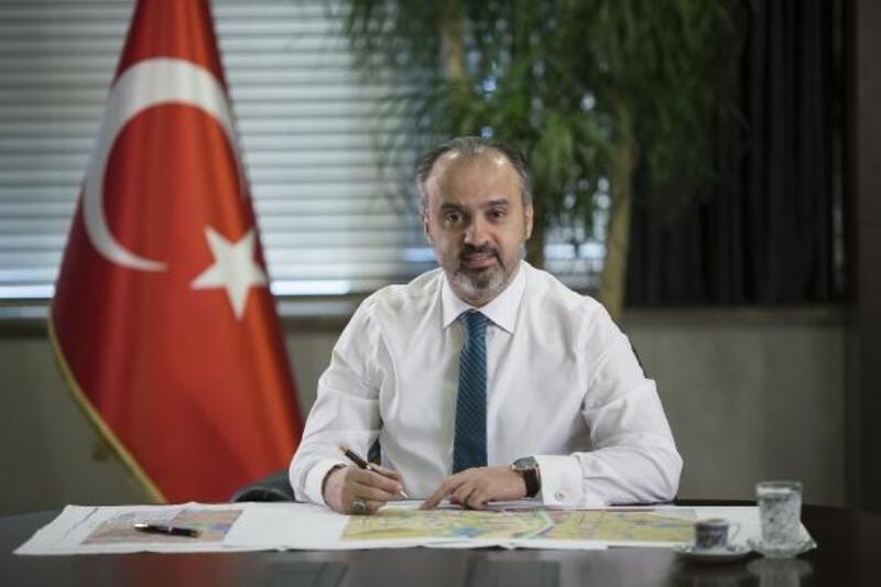 Bursa Büyükşehir Belediye Başkanı Aktaş'tan 30 Ağustos Zafer Bayramı mesajı