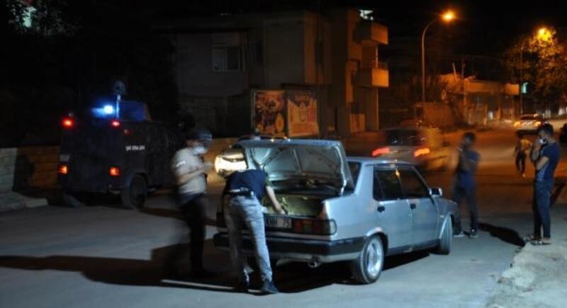 İslahiye'de 65 polisle asayiş uygulaması
