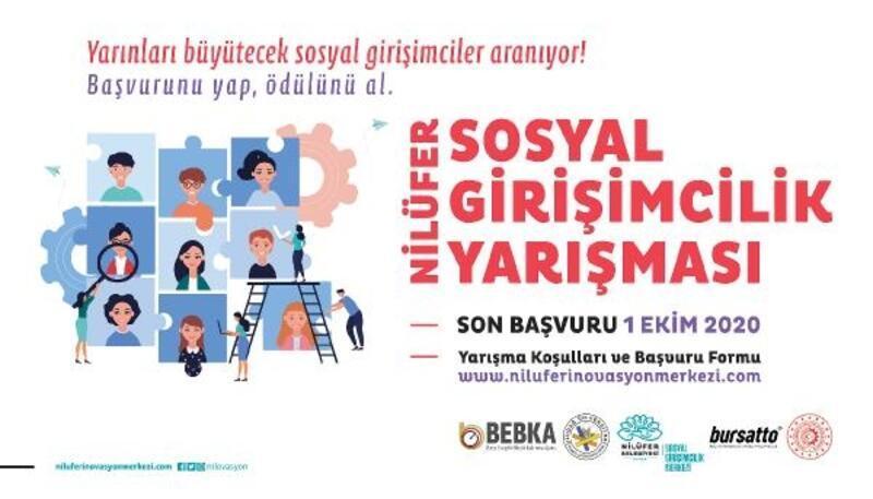 Nilüfer'de sosyal girişimcilik yarışması
