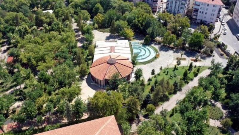 Lüleburgaz'ın Gençlik Parkı yenilenen yüzüyle hizmete girdi