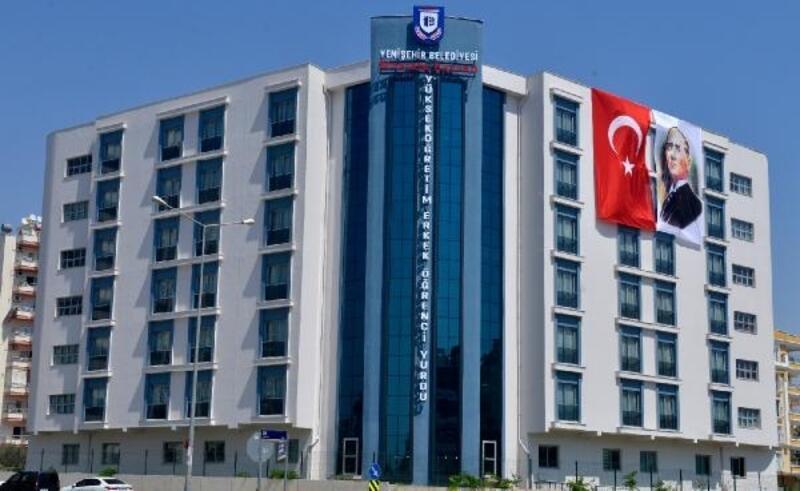 Yenişehir Belediyesi öğrenci yurdunu sağlıkçılara açıyor