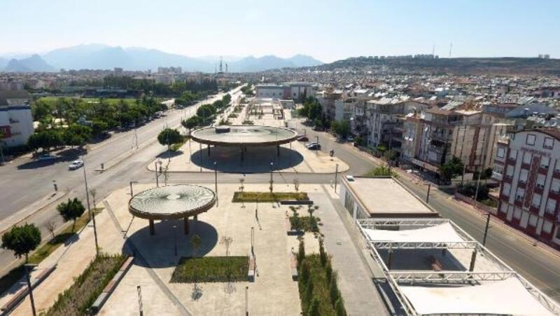 Kepez'e Cem Karaca Gençlik Kütüphanesi