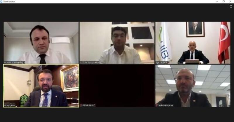 Özbekistan'dan Bursa iş dünyasına yatırım daveti