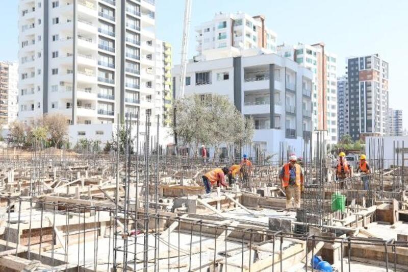 Mezitli'de Çocuk Gündüz Bakım Evi'nin temeli atıldı