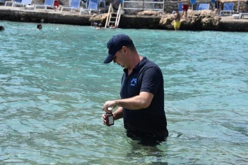 Doğu Akdeniz'in denizi temiz çıktı