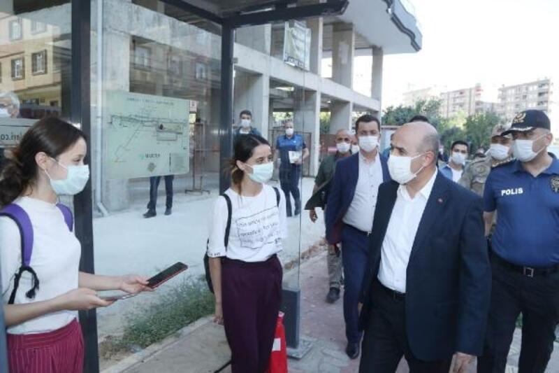 Mardin'de kapsamlı koronavirüs denetimi