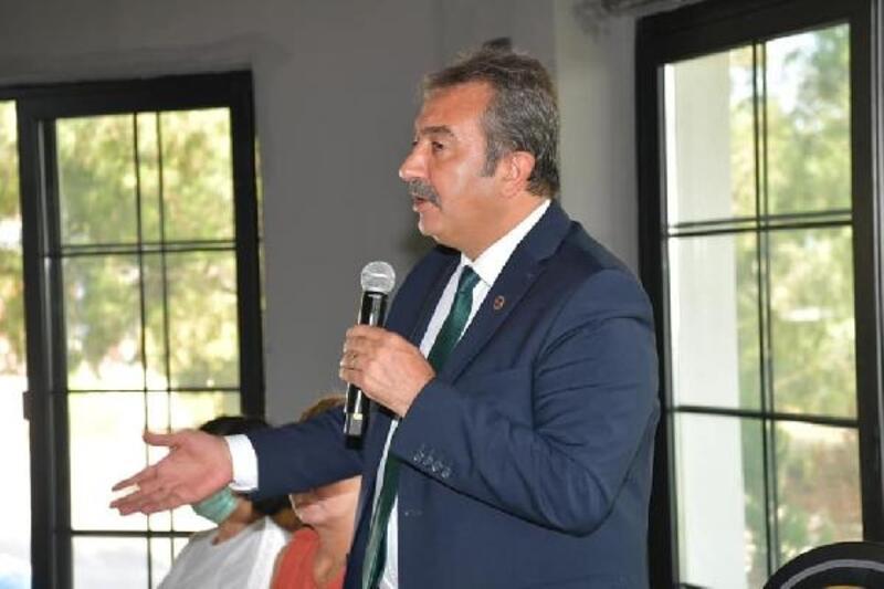 Çukurova Belediye Başkanı Çetin: Muhtarlık siyaset yapma yeri değildir