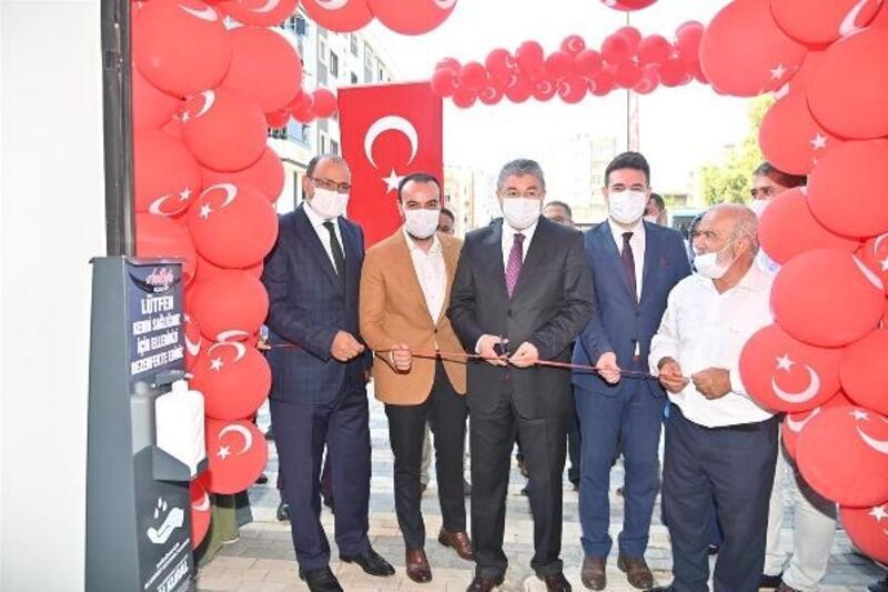 Osmaniye'de, Türk İslam Sanatları Atölyesi açıldı