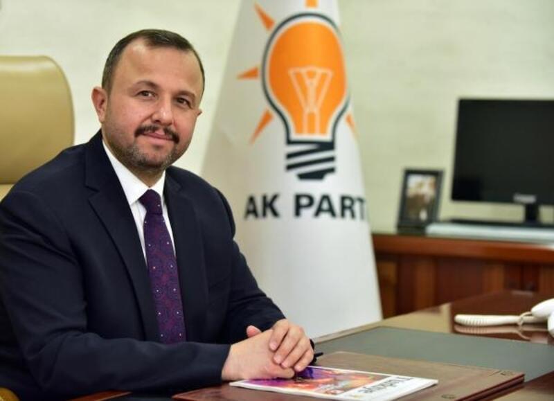 AK Parti İl Başkanı Taş: Kendi koltuk hesaplarınıza bizi karıştırmayın