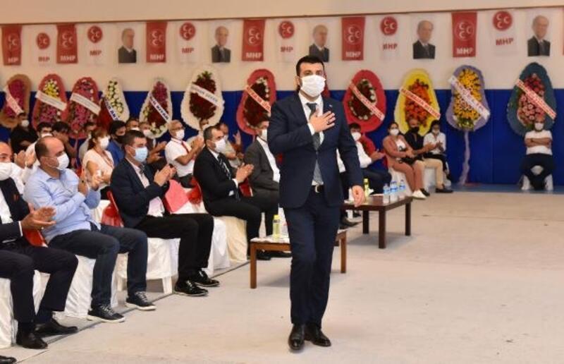MHP Kemer'de Kara yeniden seçildi