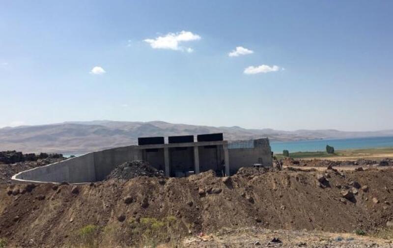Van'ın iki ilçesinde Katı Atık Çöp Transfer istasyonları kuruldu