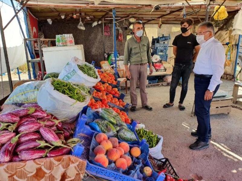 Başkan Büyükkılıç'tan Yemliha'ya ziyaret
