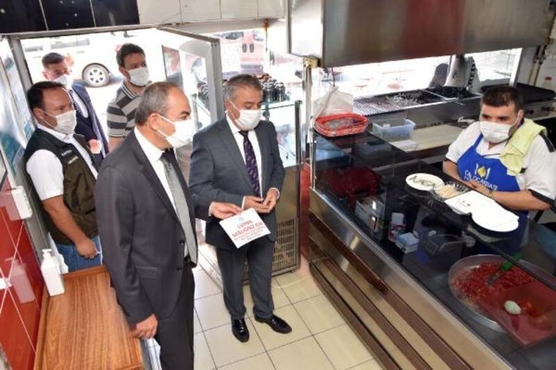 KTO Başkanı Gülsoy'dan 'koronavirüs' denetimi