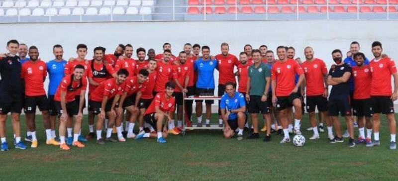 Antalyaspor'a tatlı dopingi