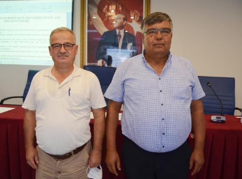 Kaş'a iki başkan yardımcısı atandı