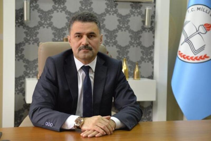 Milli Eğitim Müdürü Yüksel Arslan Diyarbakır'a atandı