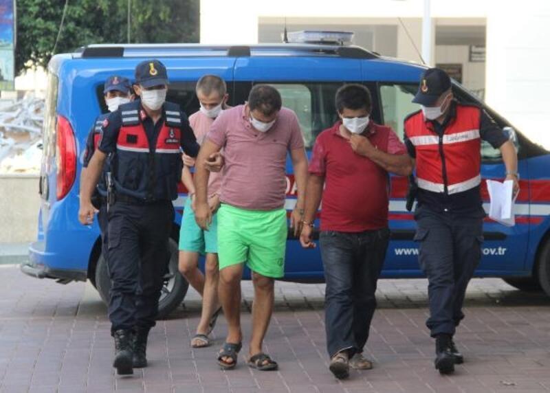 Araç kundaklama şüphelileri tutuklandı