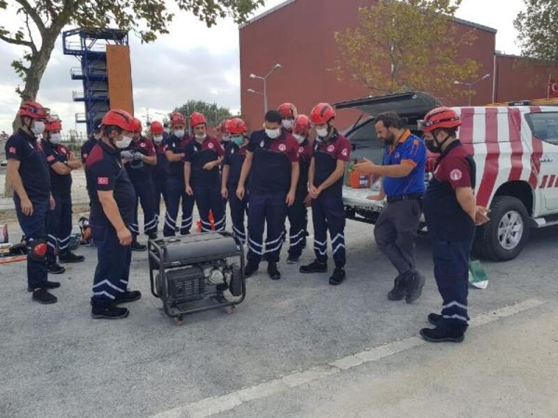Beyoğlu'nda afetlere karşı ortak hazırlık çalışmaları yapıldı