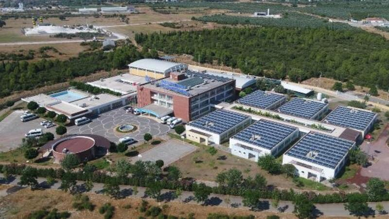Büyükşehir Belediyesi temiz enerjide örnek oldu