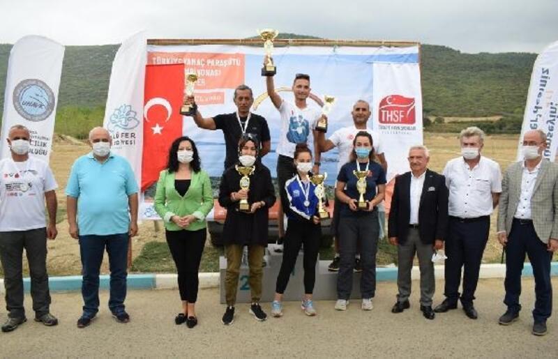 Türkiye Yamaç Paraşütü Hedef Şampiyonası 2.Etap Yarışları tamamlandı
