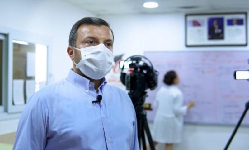 Başkan Kocaispir'den uzaktan eğitime 'e-Yüreğitim' desteği