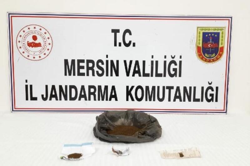 Silifke'de uyuşturucu operasyonu: 4 gözaltı