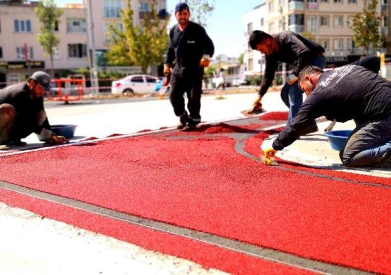 Osmangazi Belediyesi'nden Demirtaş'a iki yeni park