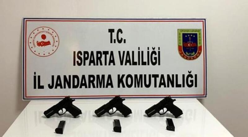 Isparta'da kaçakçılık ve uyuşturucu operasyonları