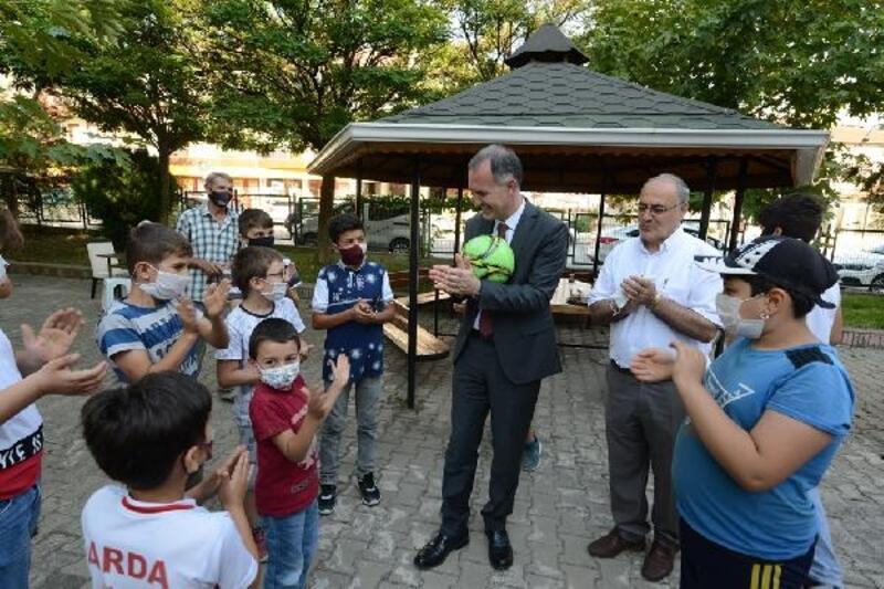İnegöl Belediye Başkanı Taban, gençlerin video mesajına kayıtsız kalmadı