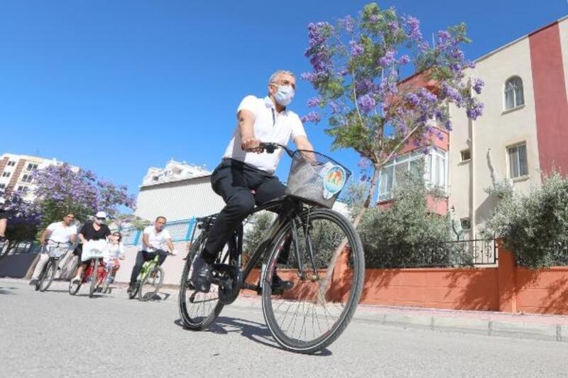 Mezitli Belediyesi, bisikletli ulaşım projesiyle finalde