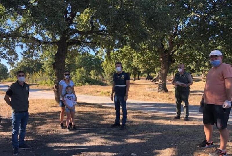 Mesire yerlerinde ve orman alanlarındaki piknik ateşleri kontrol ediliyor