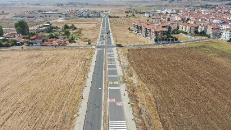 Lüleburgaz'daki Millet caddesinde trafik önlemleri arttırıldı