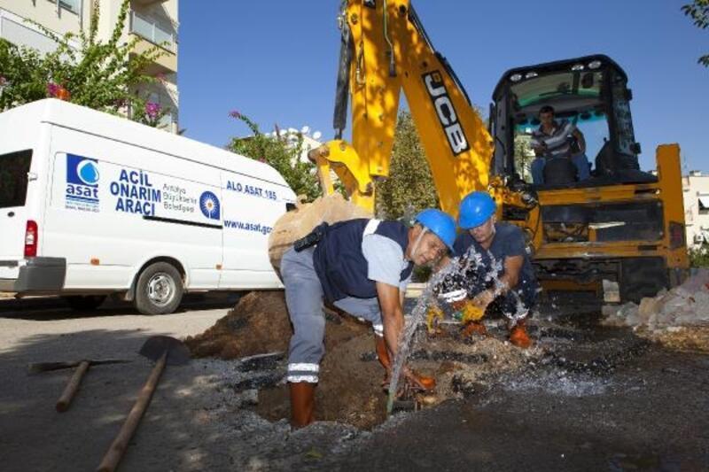 ASAT, altyapıya 390 milyon 703 bin TL'lik yatırım yaptı
